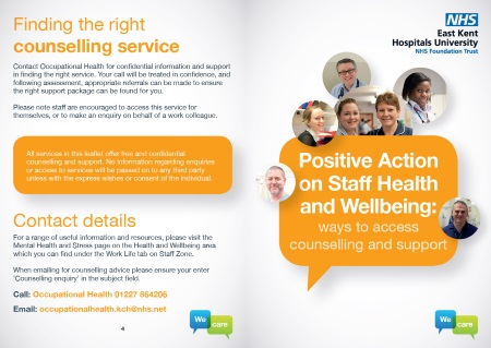 Staff Health and Wellbeing - thumbnail