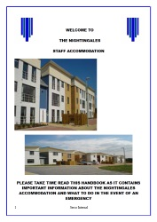 QEQM UG Accommodation booklet